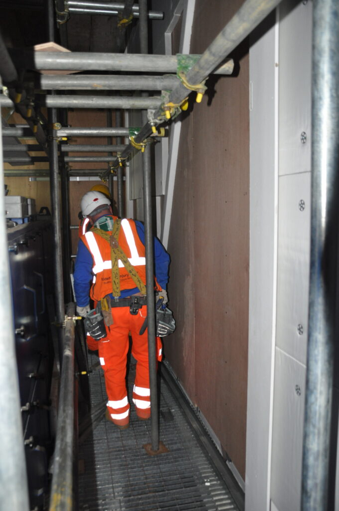Partition Wall Contractor
